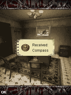 Silent Hill: Orphan J2ME Found a compass