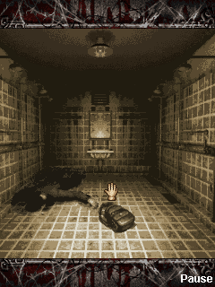 Silent Hill: Orphan J2ME Finding the corpse of Ben