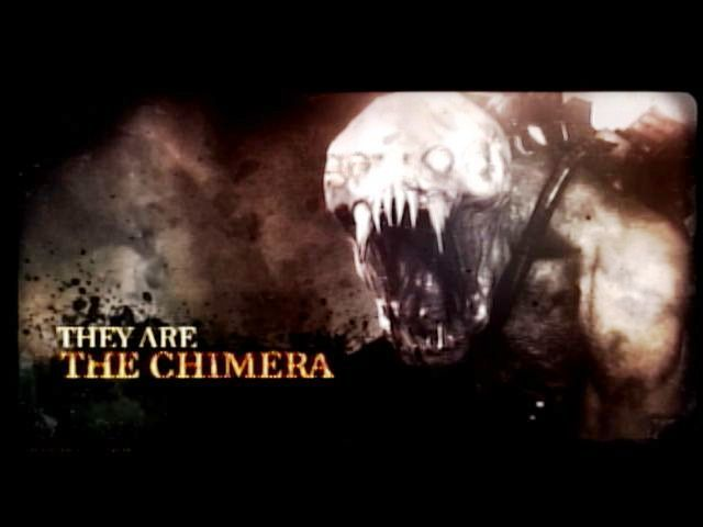 Resistance 2 PlayStation 3 Intro cutscene - The Chimera