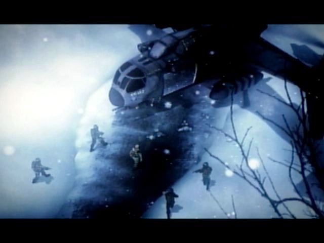 Resistance 2 PlayStation 3 Intro cutscene the lone survivor