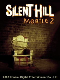 Silent Hill Mobile 2 J2ME Title screen