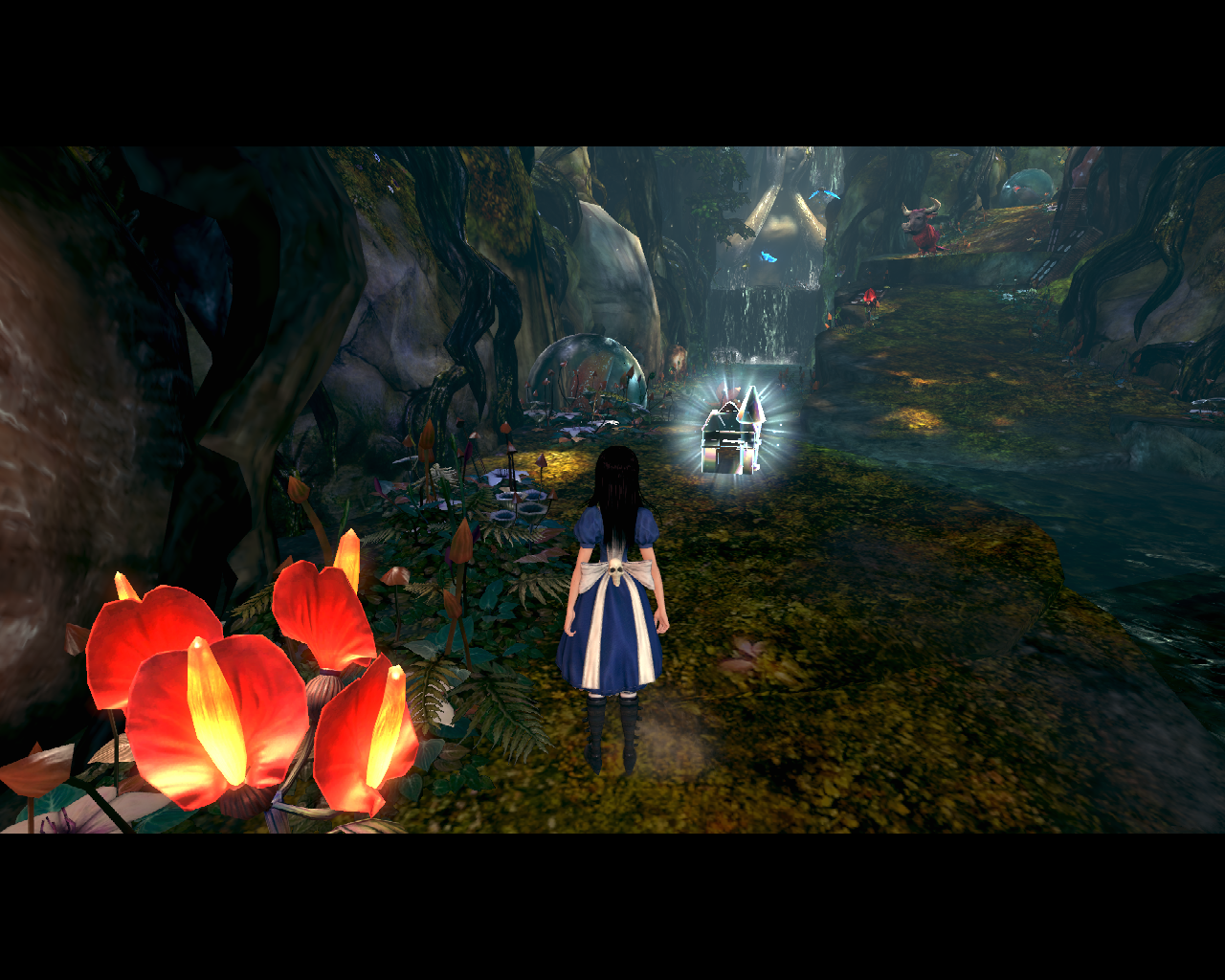Alice: Madness Returns Windows Found a hidden memory