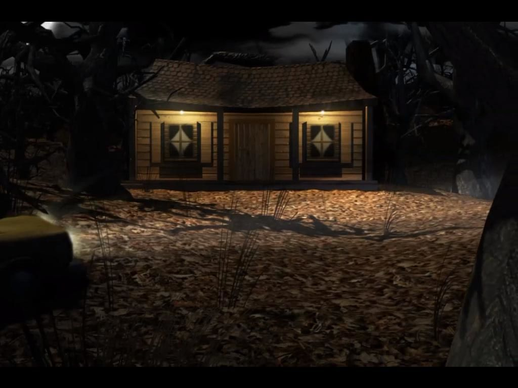 Army of Darkness: Defense iPad Intro - The abandoned cabin in the woods