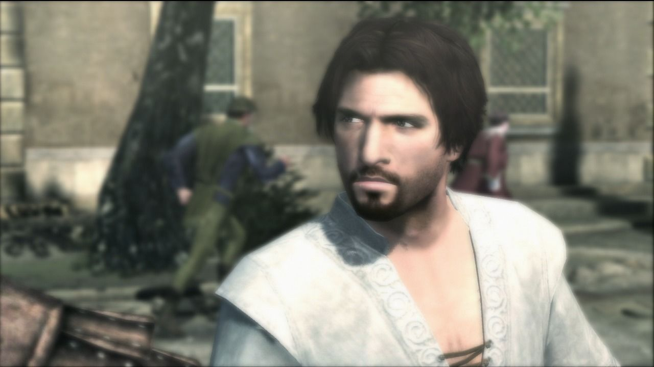 Assassin's Creed: Brotherhood PlayStation 3 Ezio is older now, and that much more skilled assassin.