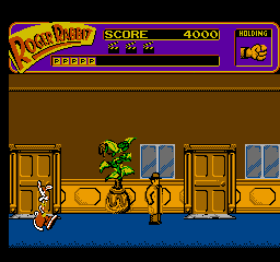 Who Framed Roger Rabbit NES Your investigation will take you into