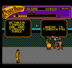completing the joke and making the weasels laugh is rogers only hope - Who Framed Roger Rabbit Nes