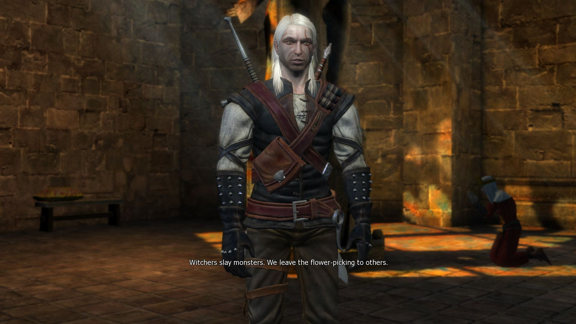 The witcher the enhanced edition