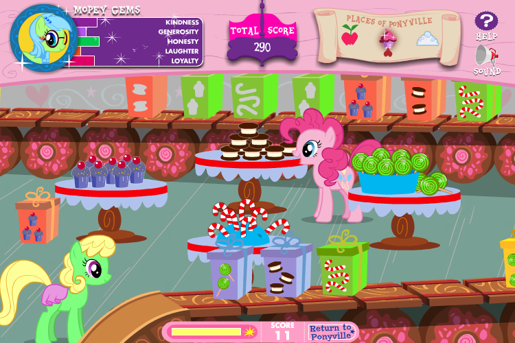 Adventures in Ponyville | My Little Pony Friendship is ...