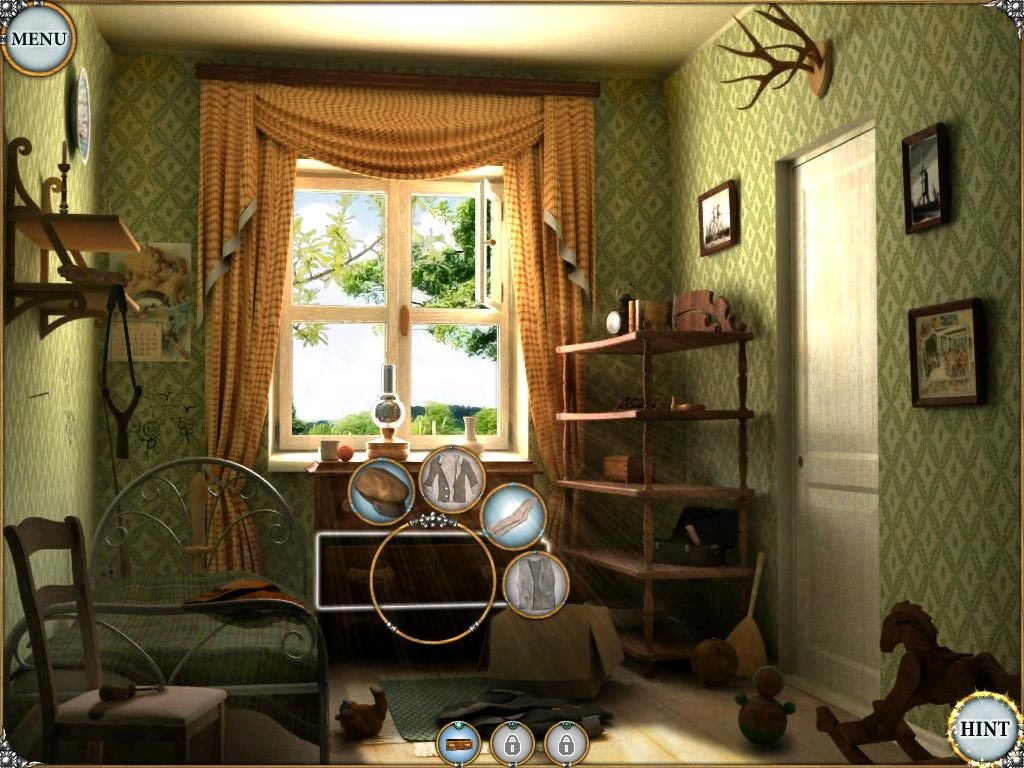 Treasure Seekers: Visions of Gold iPad Nelly's room dresser - objects