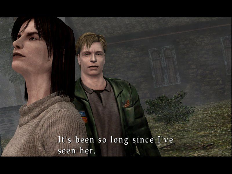 "Silent Hill 2: Restless Dreams Windows And nominated as ""the most tragic character of the game"", Angela."