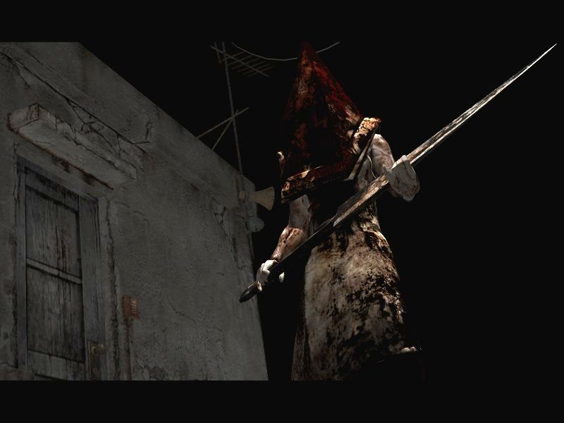 Silent Hill 2: Restless Dreams Windows Pyramid-Head: hands down, the coolest villain ever —and not only in videogames.