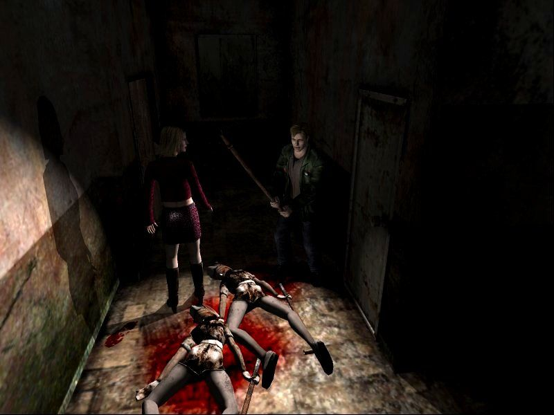 Silent Hill 2 Restless Dreams Screenshots For Windows Mobygames