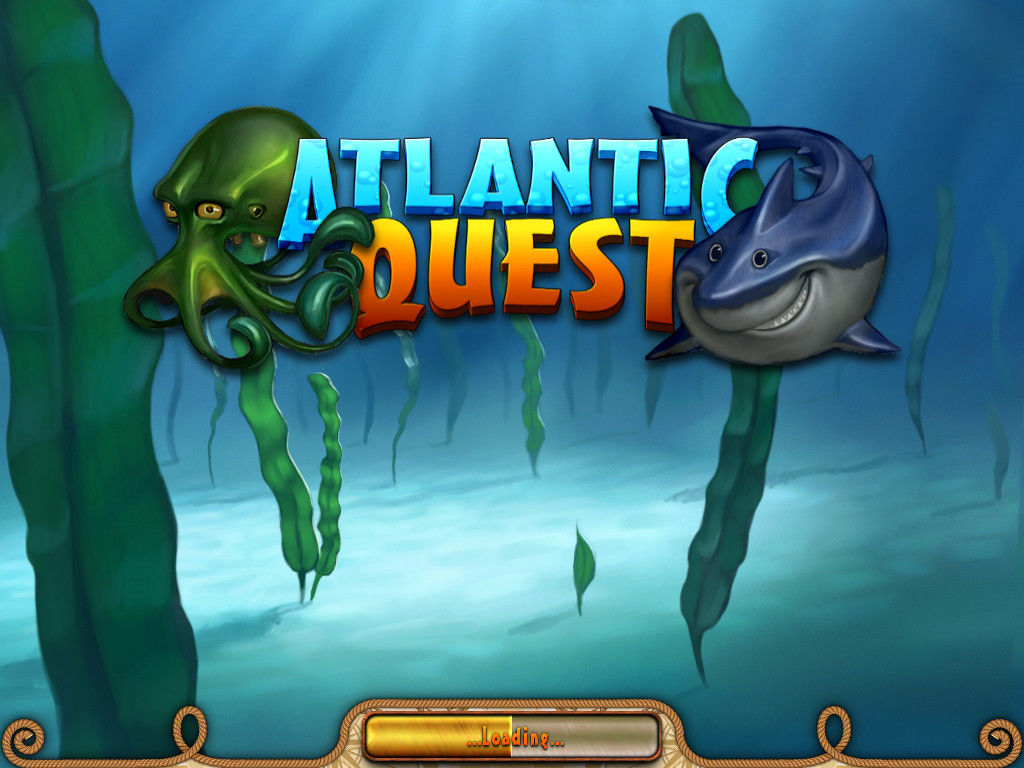 Atlantic Quest Windows Loading screen