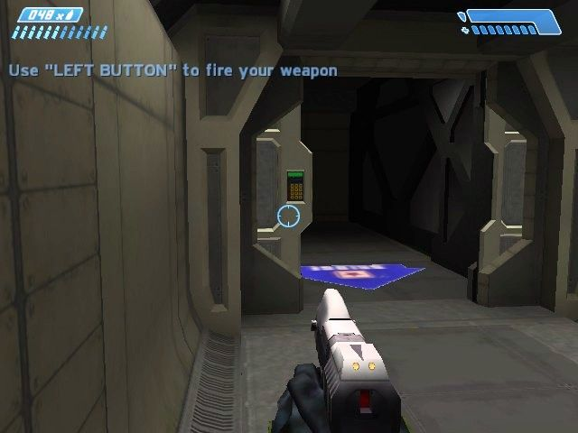 Halo: Combat Evolved Macintosh Finally a weapon