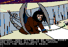 Ring Quest Apple II Manticora
