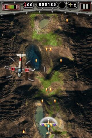 Mortal Skies: Modern War Air Combat Shooter iPhone Shield protection