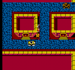 toon town is just like hollywood but bright and zany - Who Framed Roger Rabbit Nes