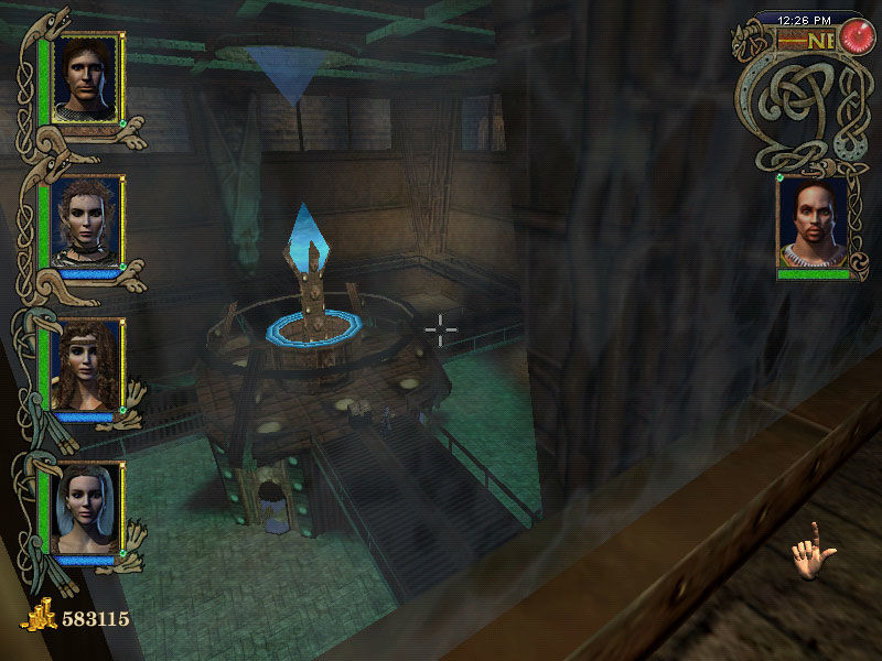Might and Magic IX Windows Lich transmutation lab