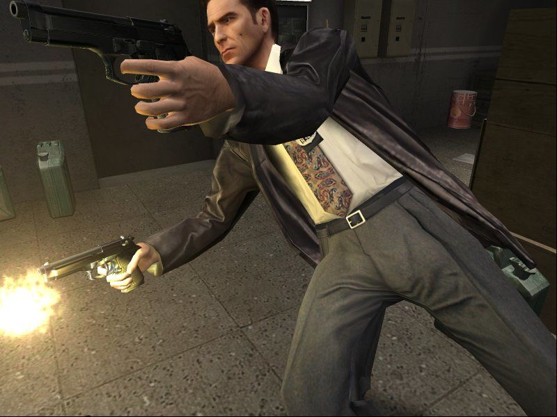 Max Payne 2: The Fall of Max Payne Windows Yes, Virginia, these are in-game graphics. Although the game engine is the same as in the prequel, this time it's been loaded with cool special effects as well as very detailed textures...