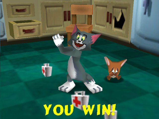 38e7a74865cb Tom and Jerry in Fists of Furry Screenshots for Windows - MobyGames