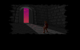 Ultima Underworld: The Stygian Abyss DOS Will you ever see daylight again?