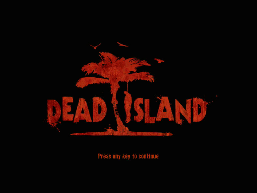 Dead Island Windows Title screen