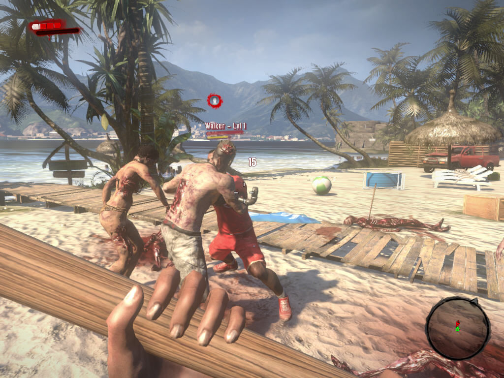 Dead Island Windows Dancing? No sir. That guy is too dead for that