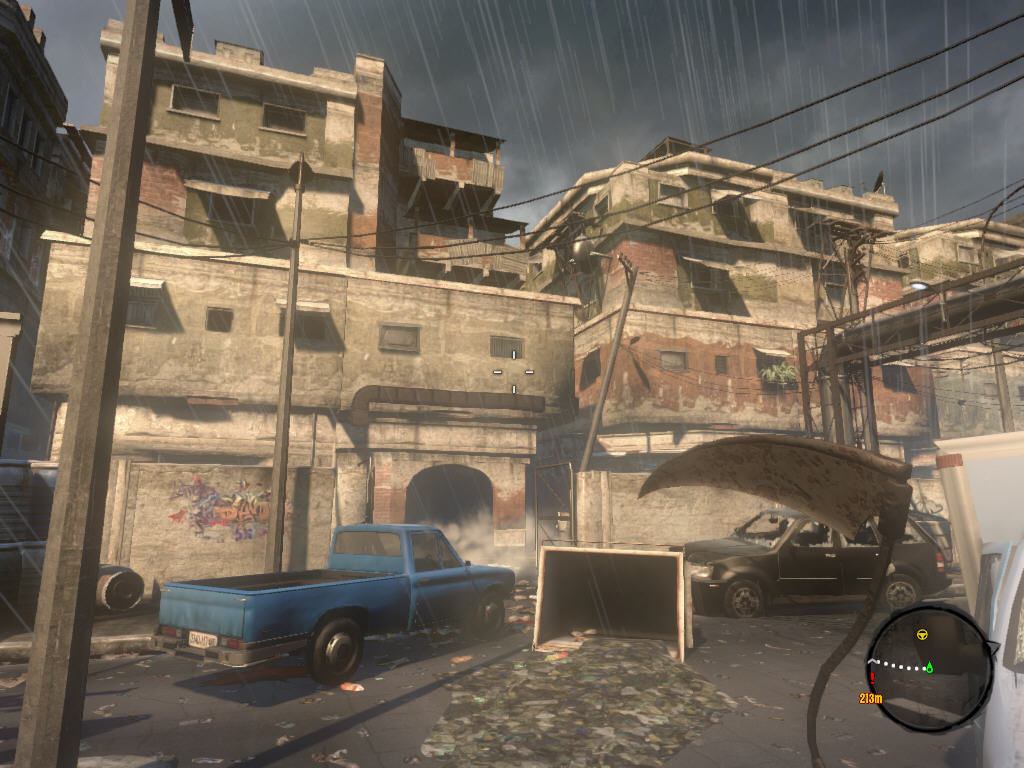Dead Island Windows Rain poured down from vengeful skies. I stood amidst the desolate streets of Moresby, a scythe in my hand, a living incarnation of death...