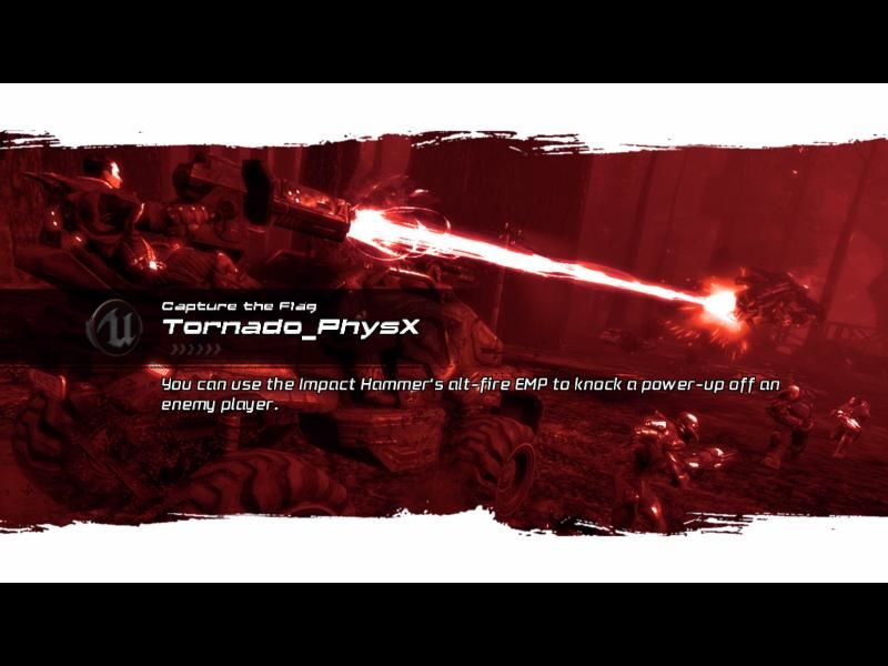 PhysX Extreme Unreal Tournament 3 Mod-Pack Windows Tornado_PhysX loading