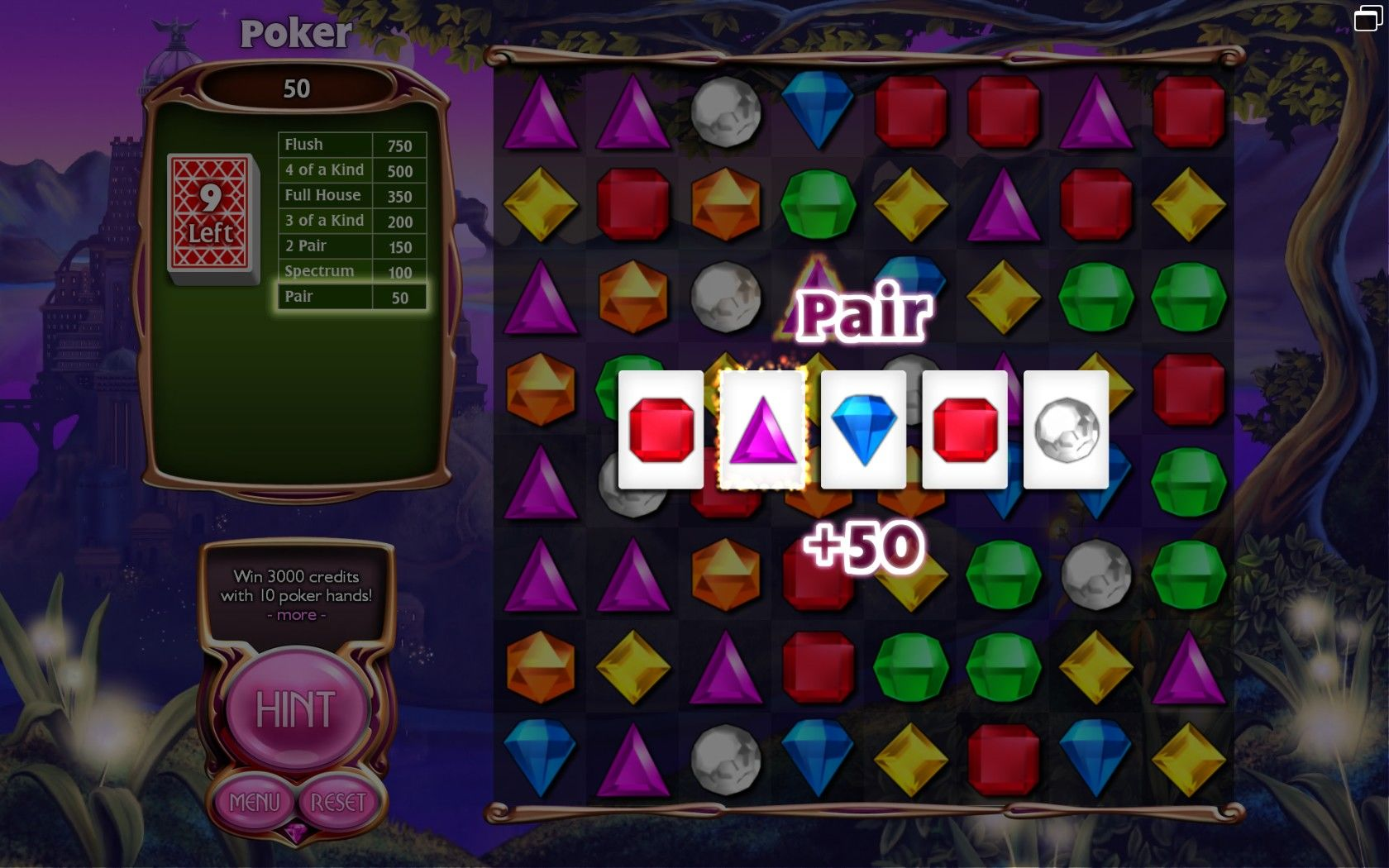 Flush poker bejeweled 3 gambling in the philippines essay