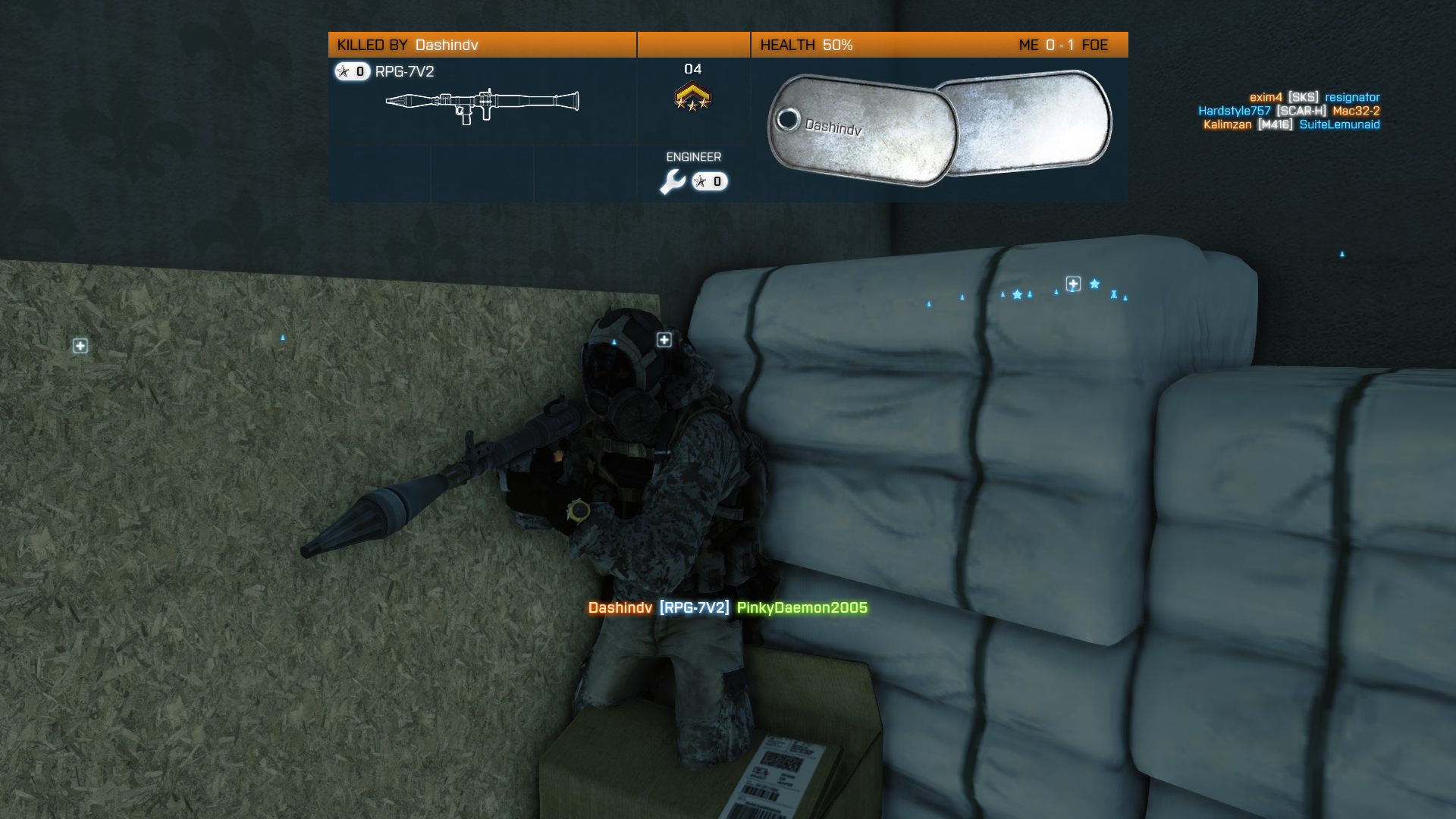 "Battlefield 3 Windows Like it or not, the Killcam from <moby game=""Bad Company 2"">Bad Company 2</moby> is back."