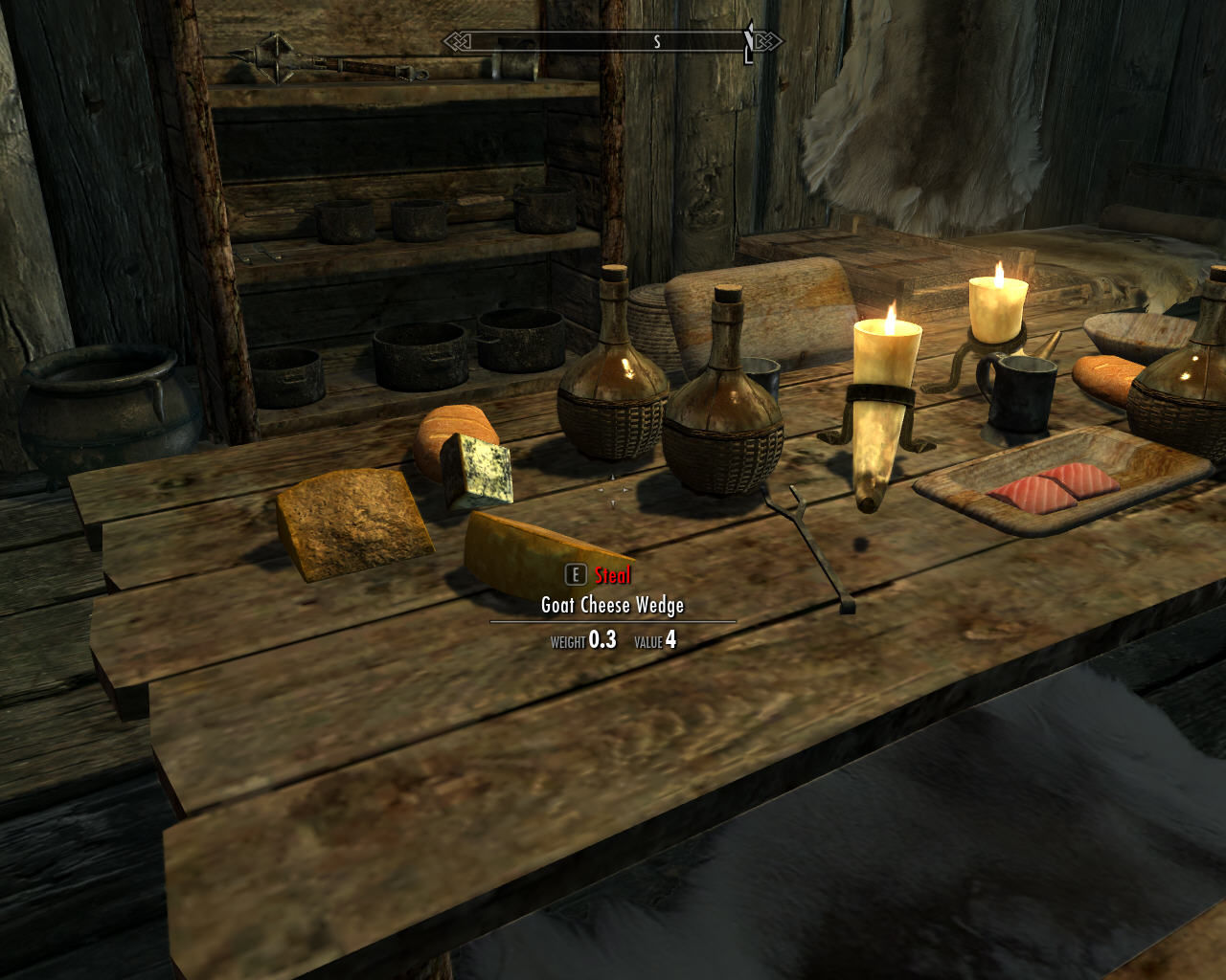 The Elder Scrolls V: Skyrim Windows In the mood for some CHEESE?.. Like other Elder Scrolls games, the world of Skyrim is very detailed