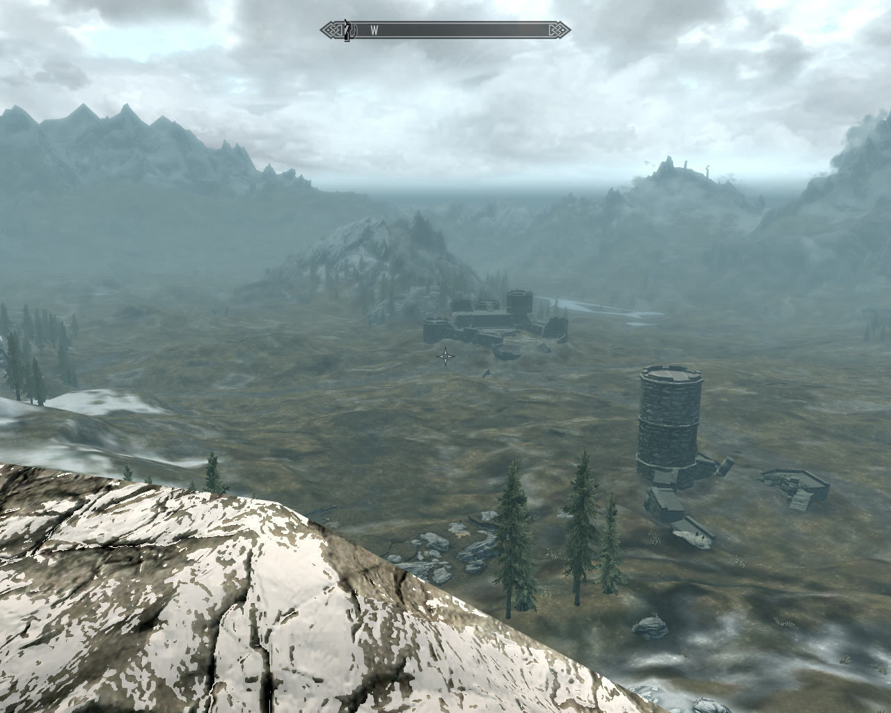 The Elder Scrolls V: Skyrim Windows Virtual tourism continues - now in Skyrim!