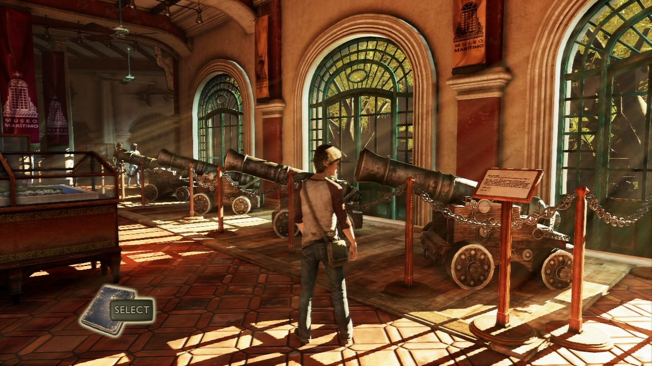 Uncharted 3 Drake S Deception Screenshots For Playstation 3
