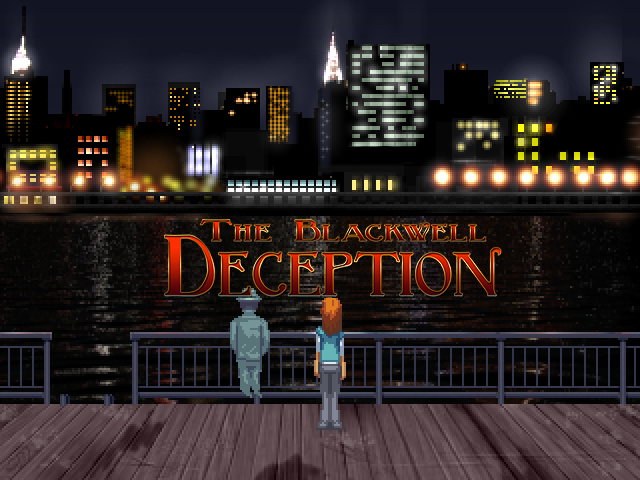 The Blackwell Deception 1