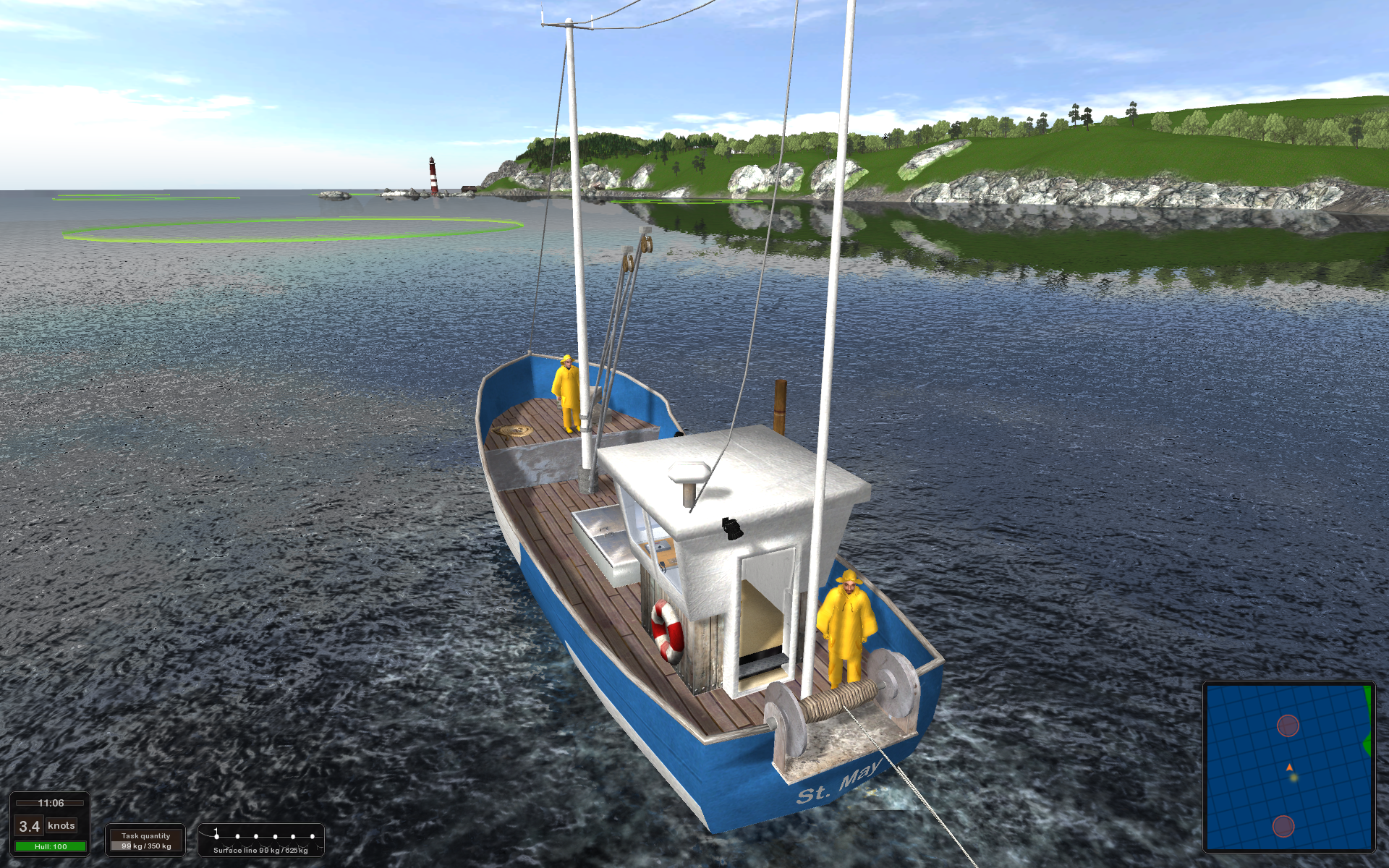 Open sea fishing the simulation free download full version for Free online fishing games