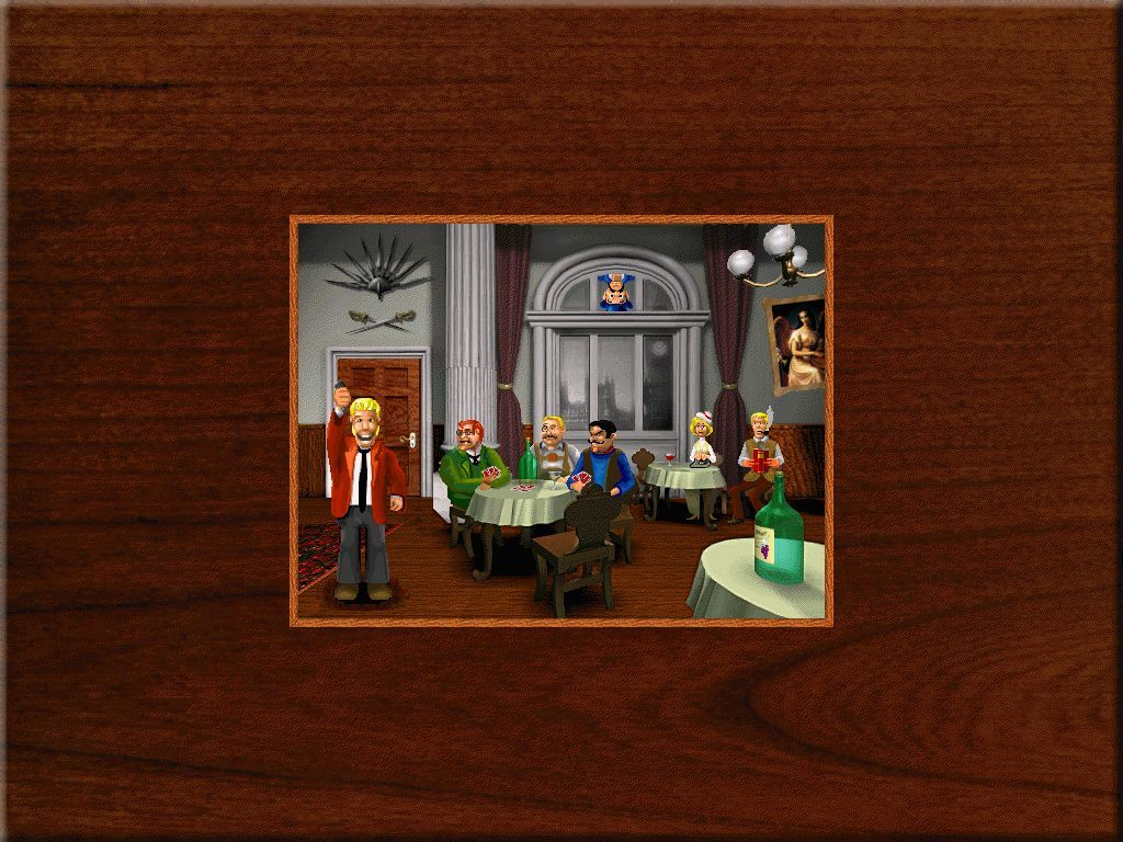 dr drago s madcap chase screenshots for windows 3 x mobygames come on bored people let´s go on a race through europe dr drago looks through the window and wants to participate in the race