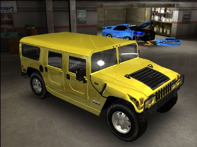 Midnight Club 3: DUB Edition Remix PlayStation 2 SUV: Hummer H1