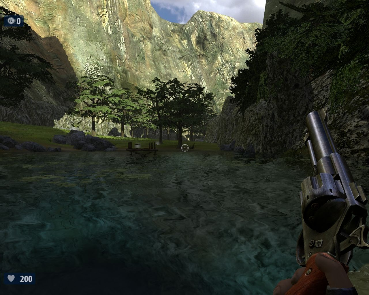 Serious Sam HD: The Second Encounter Windows Well, this looks familiar.