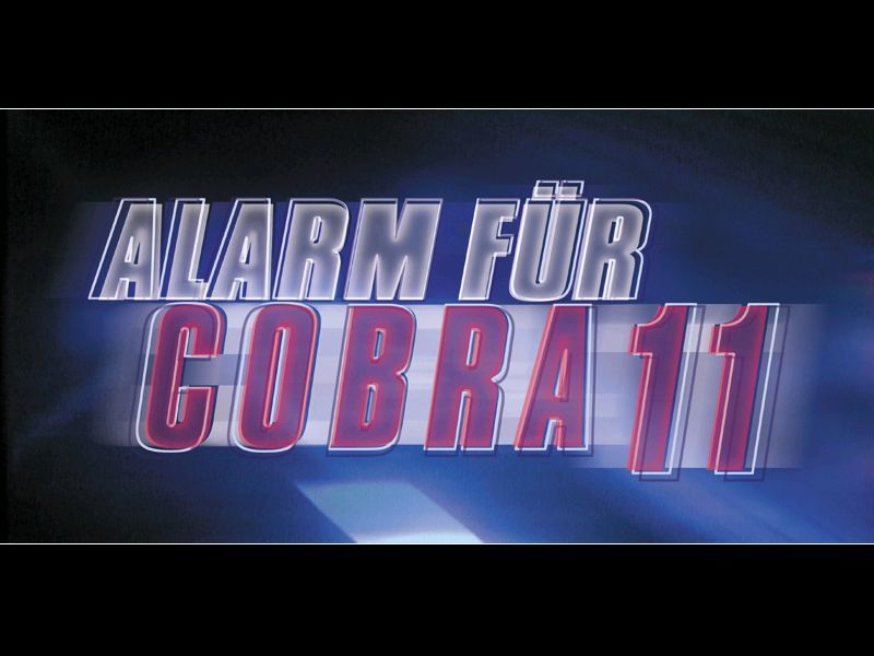 Alarm für Cobra 11 Windows Title screen