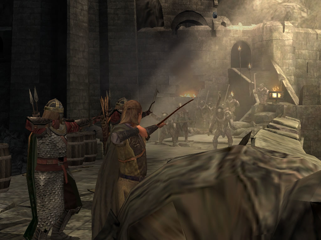 The Lord Of The Rings The Return Of The King Screenshots For