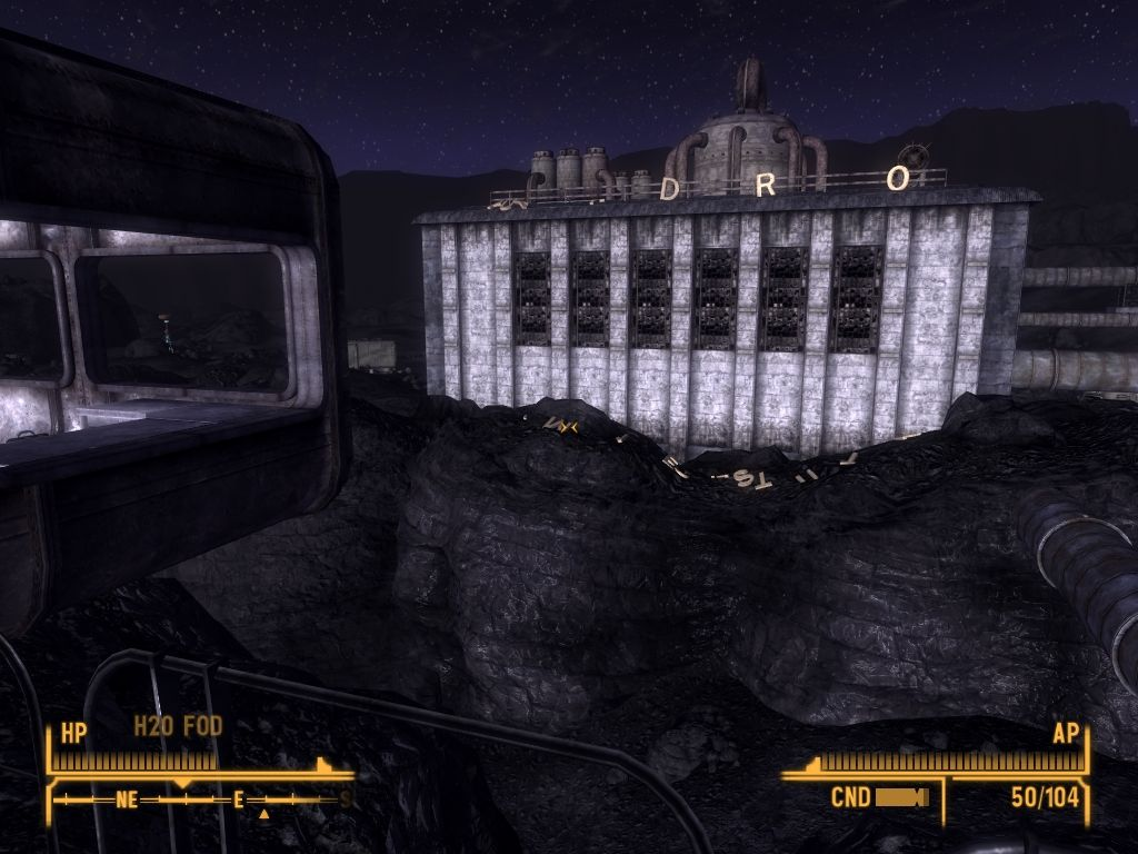 Fallout: New Vegas - Old World Blues Windows Weather research lab