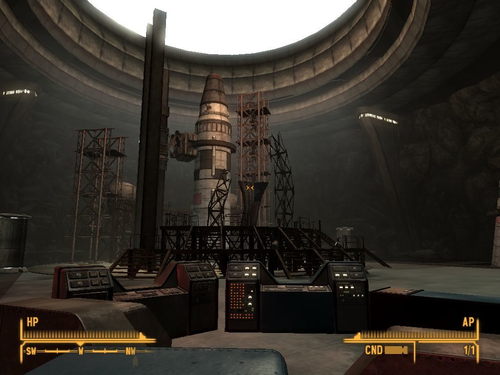 Fallout: New Vegas - Lonesome Road Windows You can launch this beauty