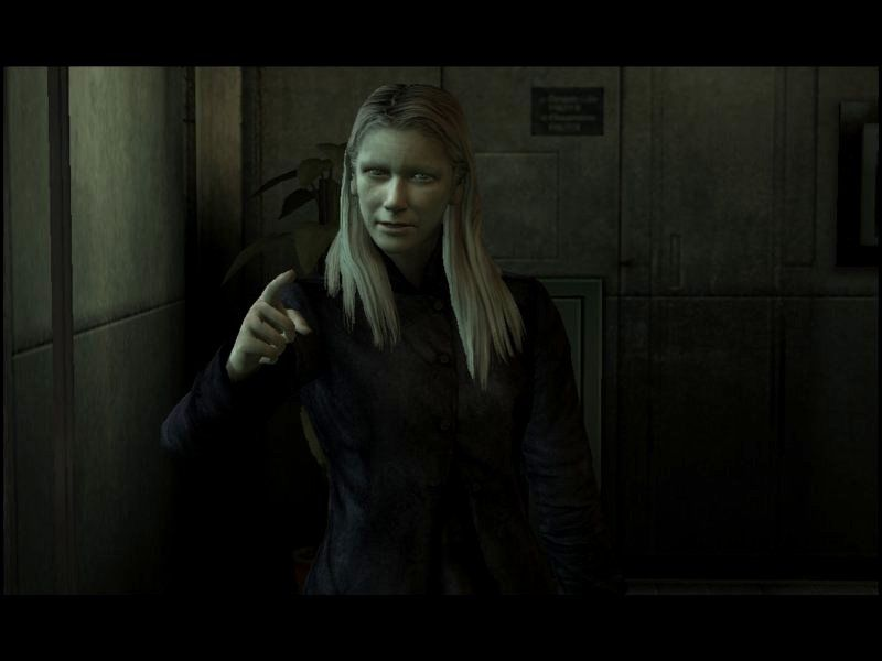 "Silent Hill 3 Windows Claudia Wolf, a younger Dhalia Gillespie, so to say. Hey! Does her name resemble that drug in SILENT HILL 1, the ""<i>white claudia</i>"" or what?... Coincidence? dun dun DUN!"