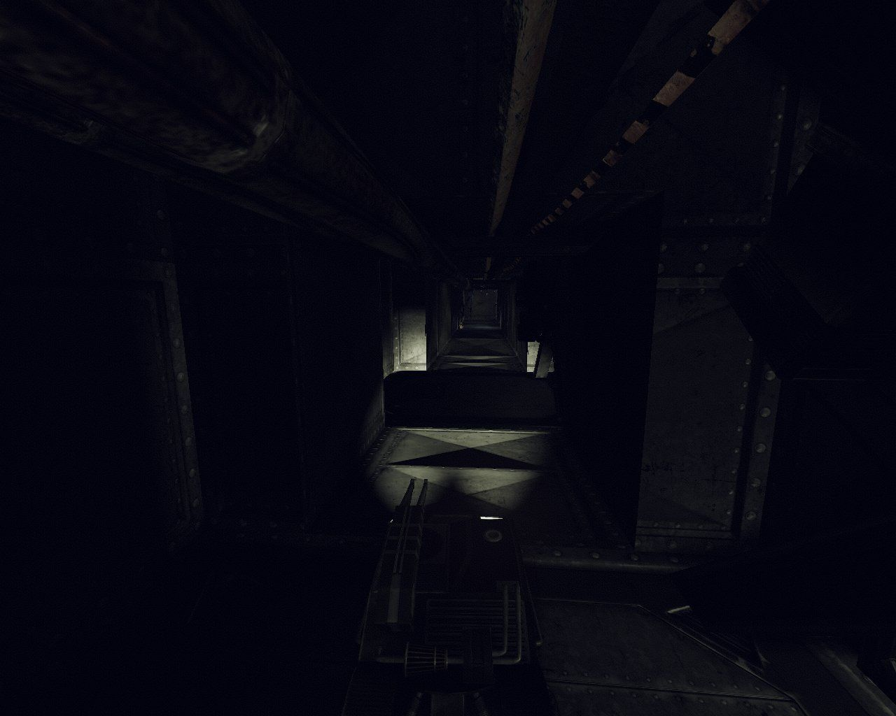 Afterfall: InSanity Windows This short section provides some alternate gameplay: You navigate a remote controlled repair robot through some ventilation shafts.