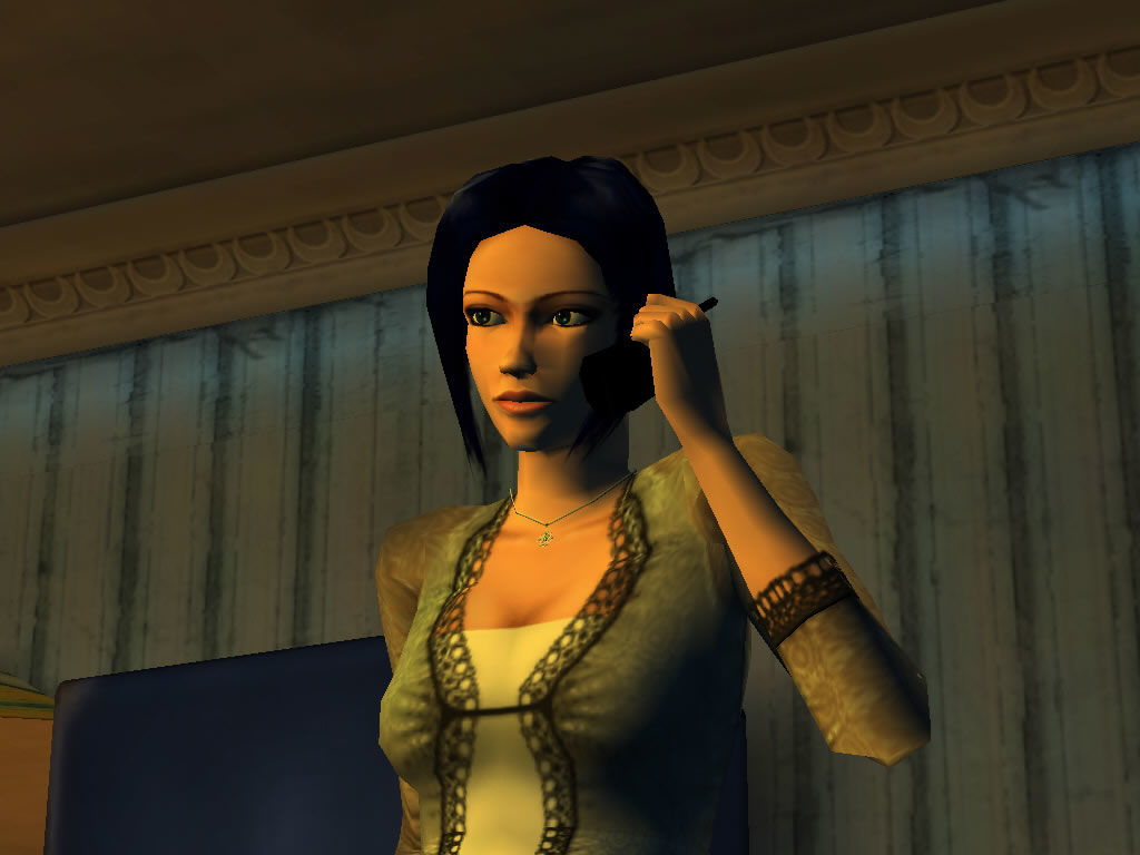 Broken Sword: The Sleeping Dragon Windows The new 3D engine renders lifelike scenes, complete with lip synchronization.