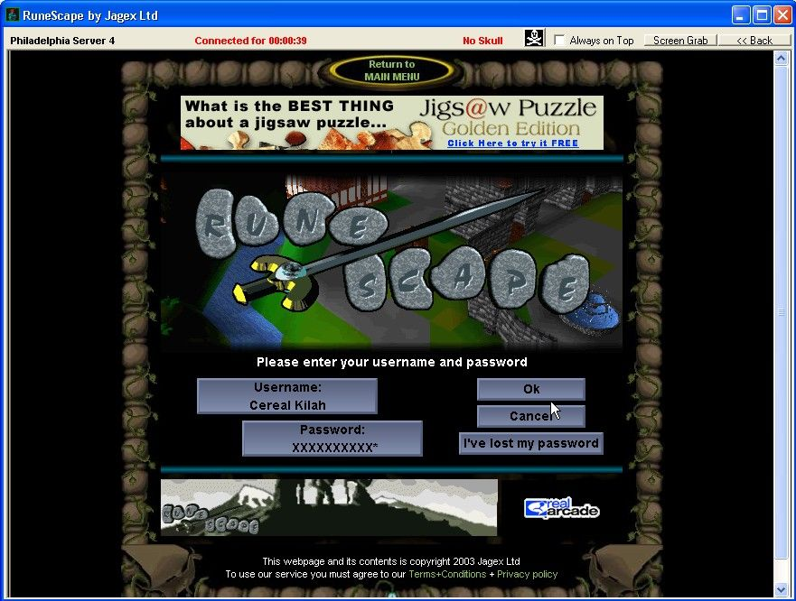 Runescape Screenshots For Windows Mobygames