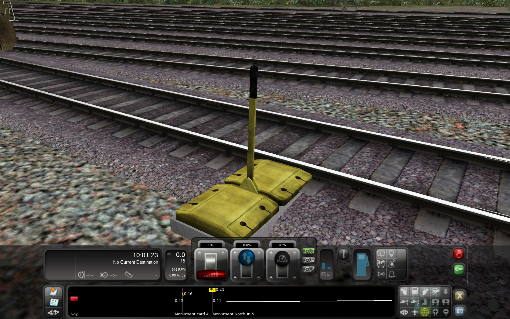Lever Train Track : Railworks train simulator screenshots for windows