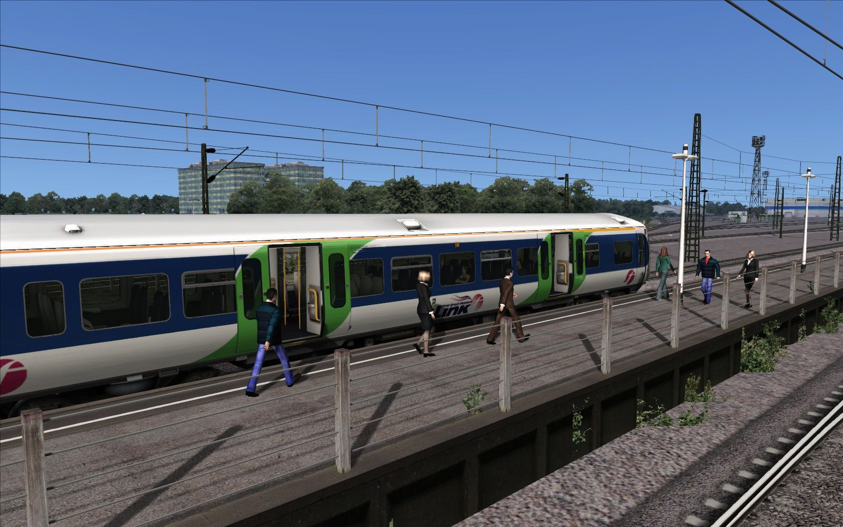 Railworks 3 Train Simulator 2012 Deluxe PC Game Iso Full Version