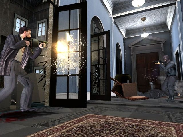 Max Payne 2: The Fall of Max Payne Windows Non stop action